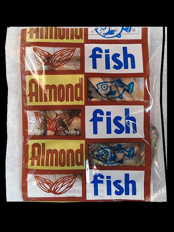 アーモンドフィッシュ